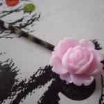 Candy Pink Swallow Bobby Pin Set - ..