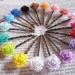 18 Colours 1 of Each Vintage Rose B..
